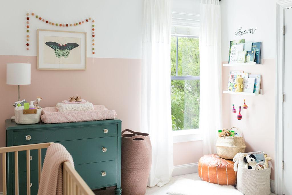 floral nursery design