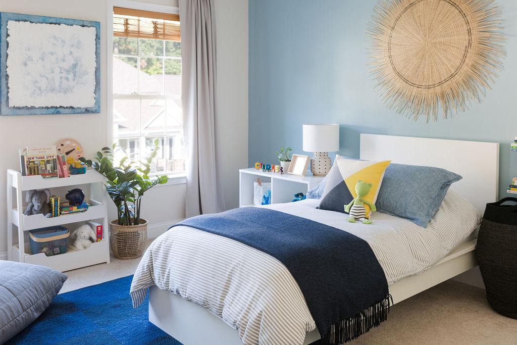 interior design boy bedroom