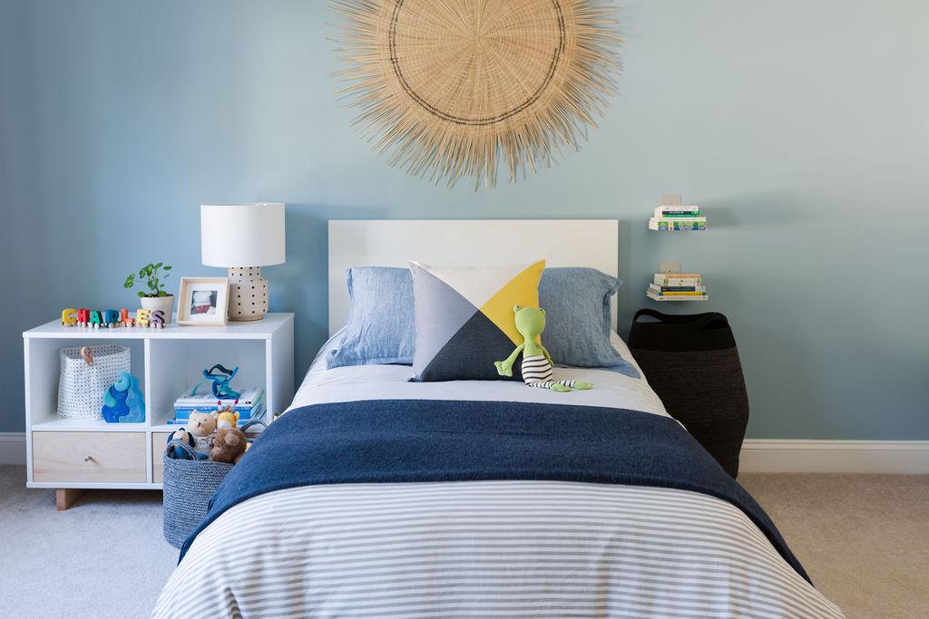 interior design boy bedroom coastal