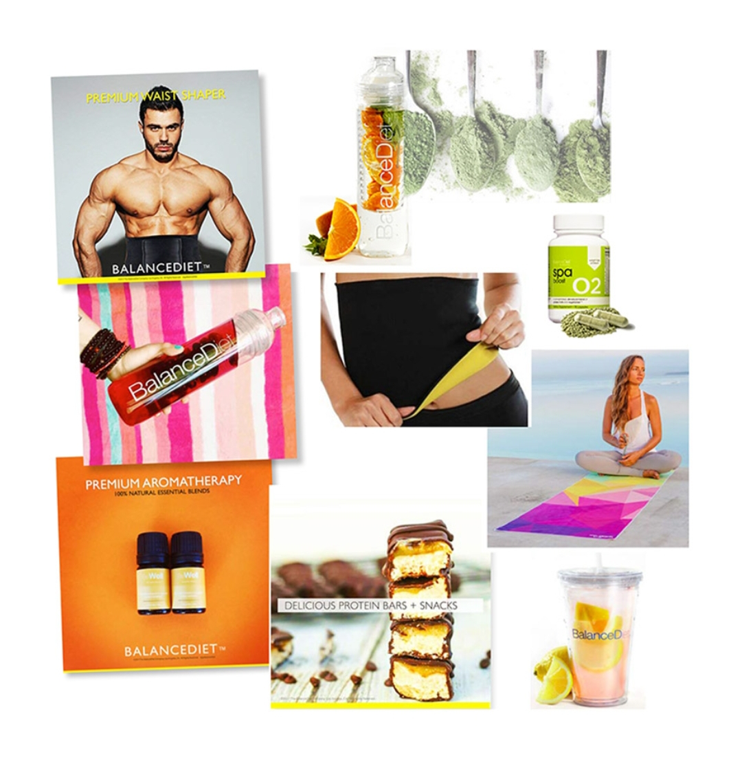 FITNESS AND LIFESTYLE LICENSING CATEGORIES