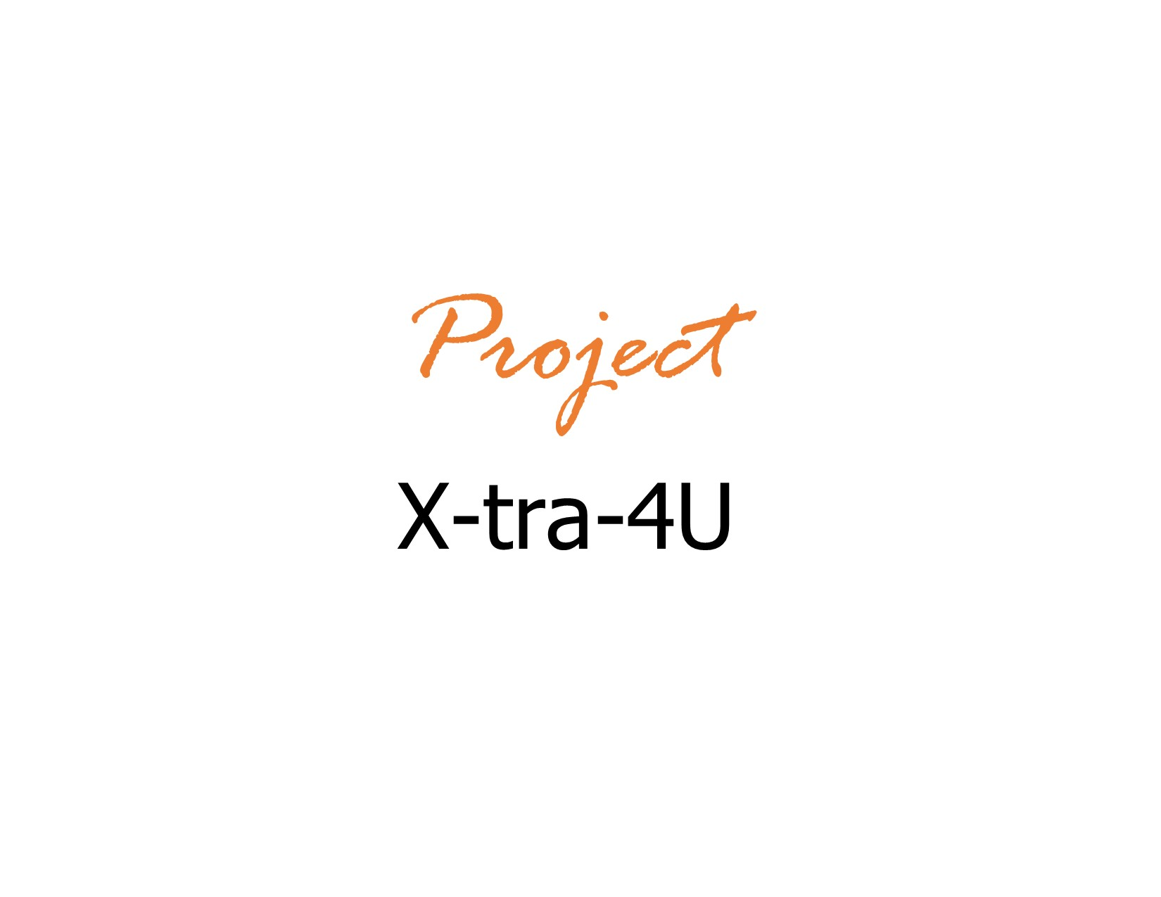 Project X-tra-4U - What happens when hungry kids graduate from Elementary to Middle and High School? Very often, they are still going hungry. Project Xtra4U supports teachers and staff at New Buffalo Middle and High School by providing snacks for any student who is hungry.