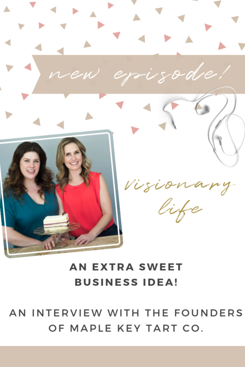 063 An Extra SWEET Business Idea Founded by Food Network Stars, The