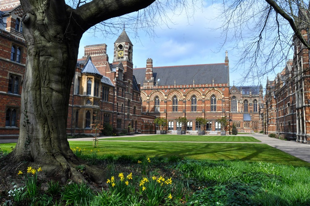 Keble College, University of Oxford.