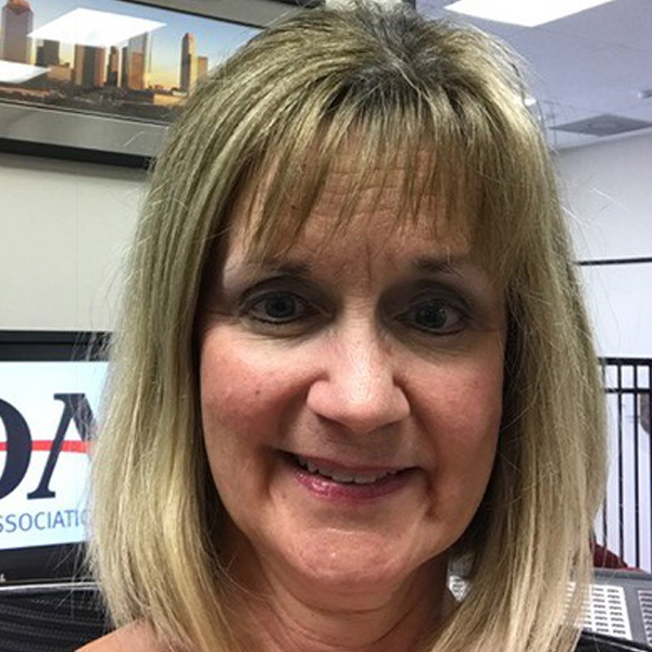 Karen Ebbert  Front Desk