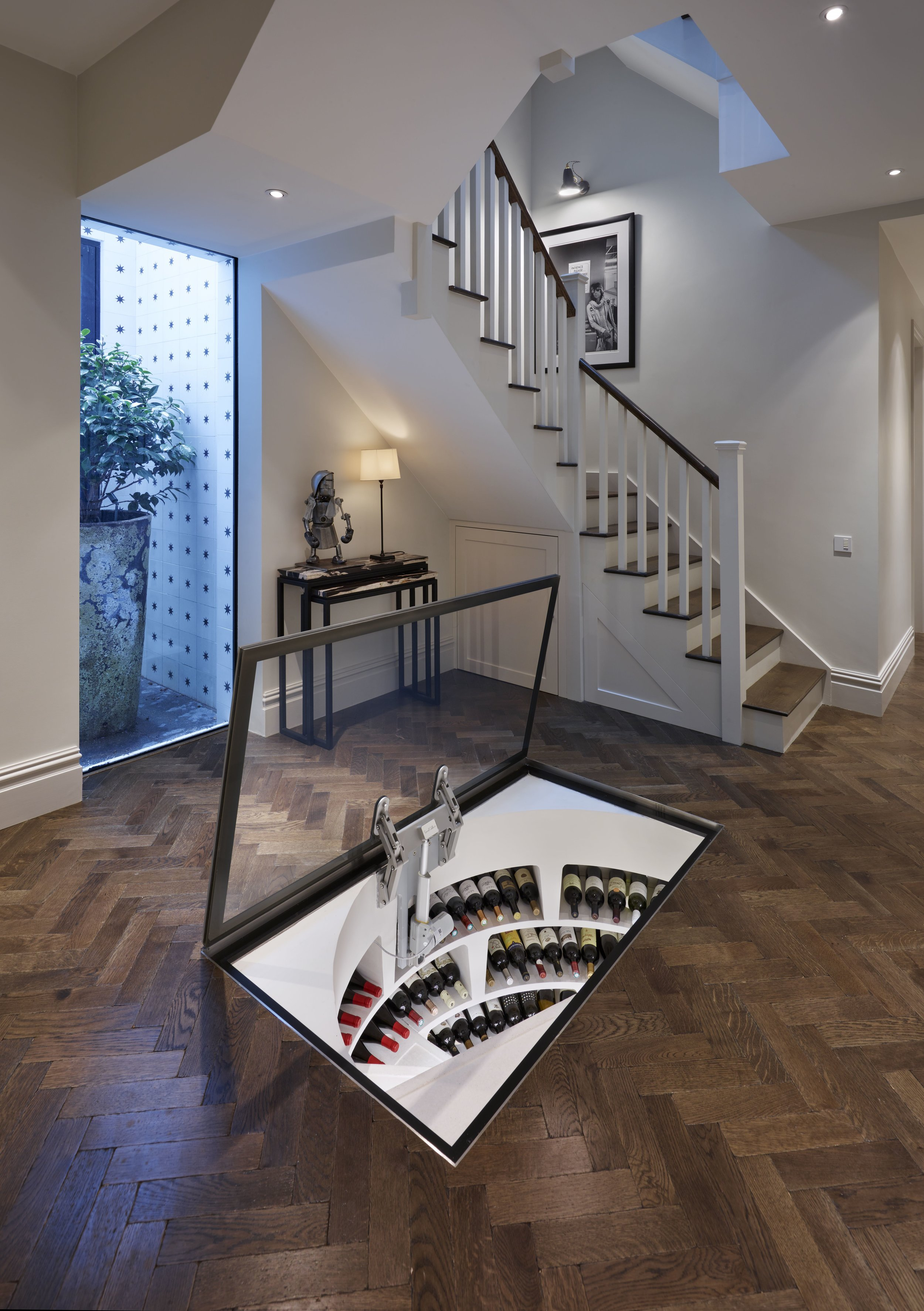 Picture of: Glas Spiral Cellars