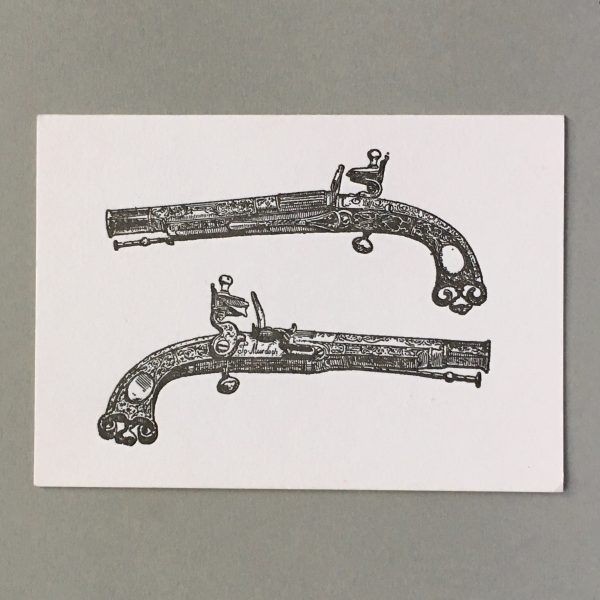 lavender and bone the passenger press card pistols.jpg