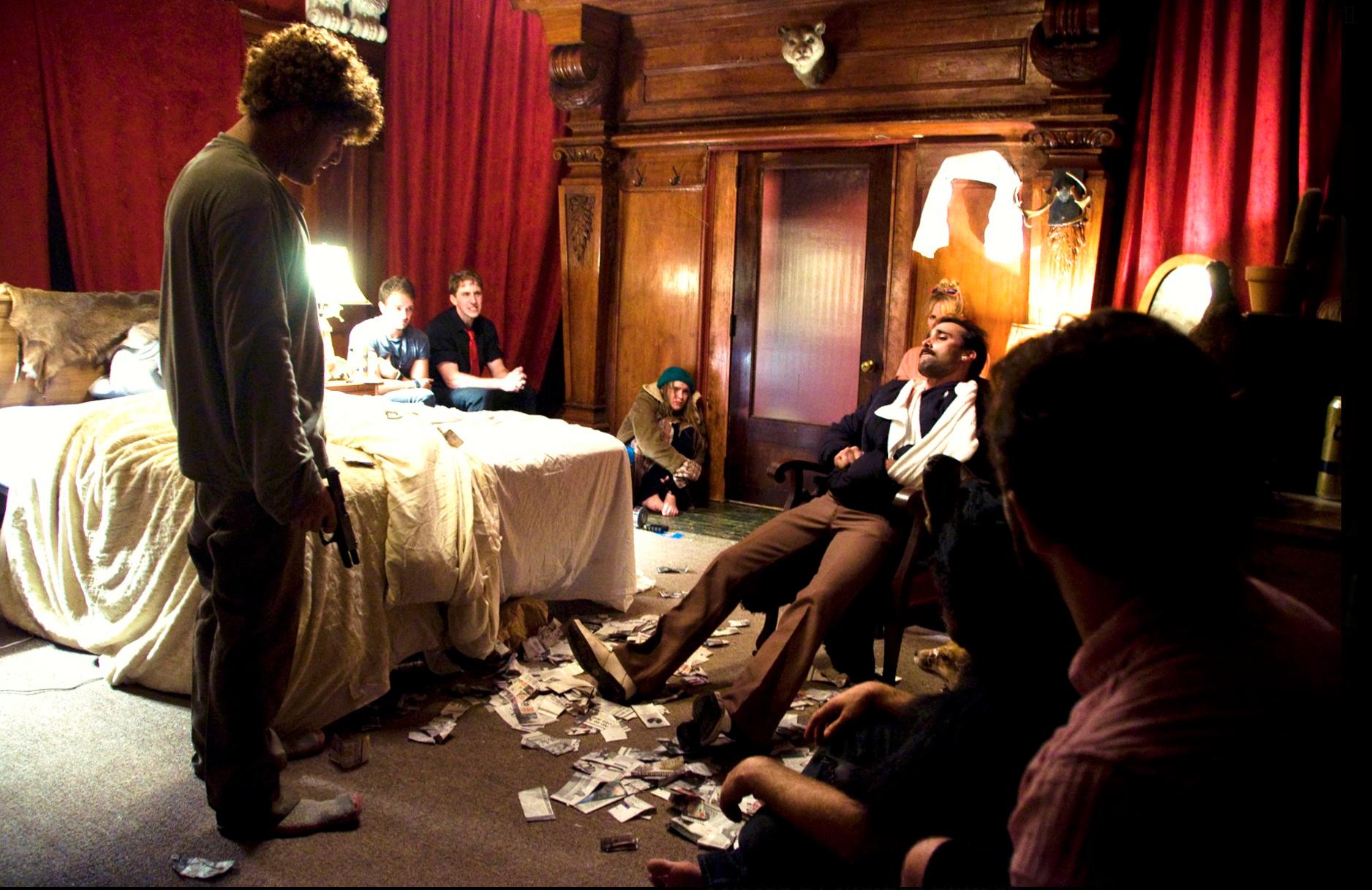 HotelMotel by Derek Ahonen and Adam Rapp