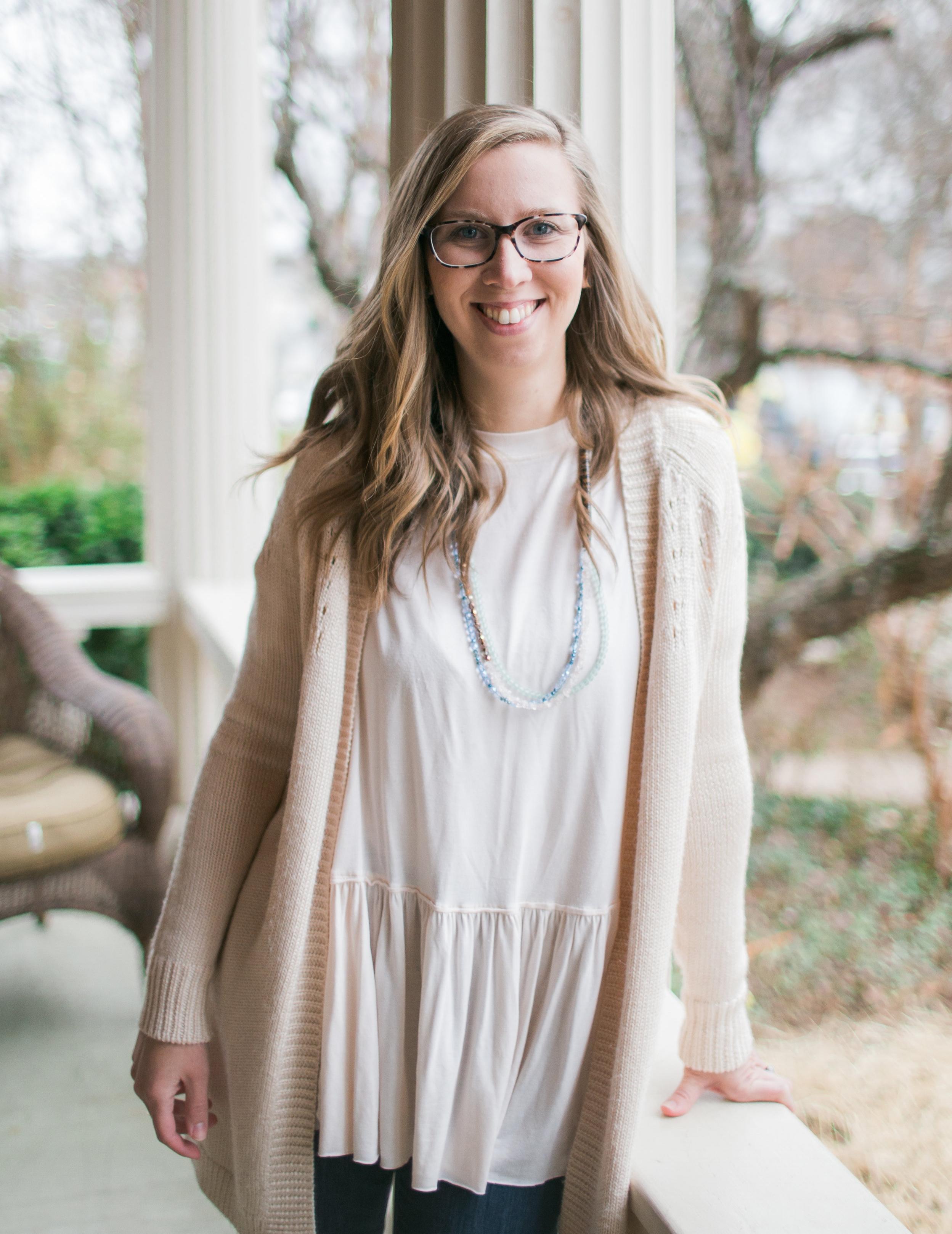 Rose & Lily Events Coordinator Ciera Fortner