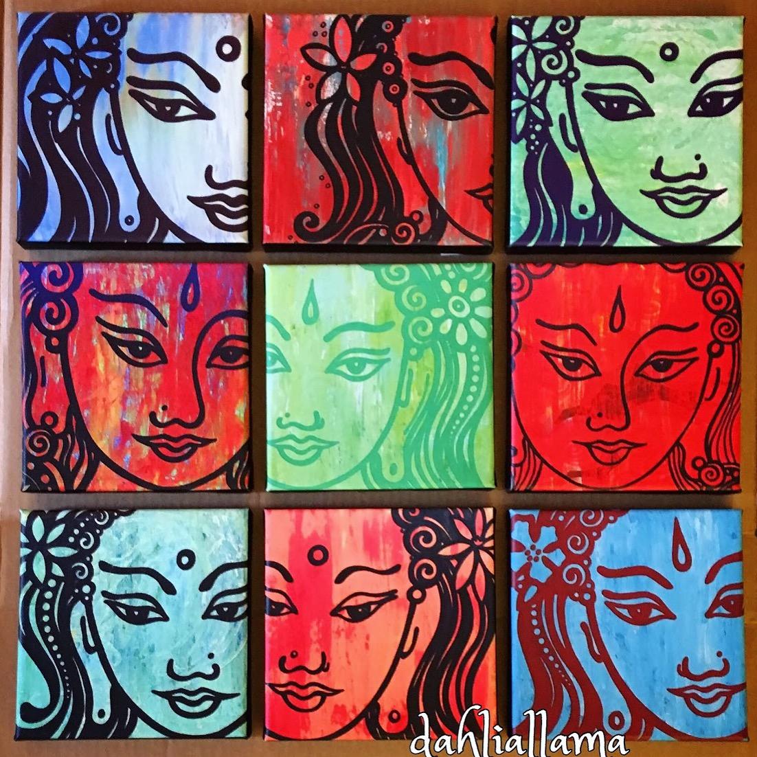 c.ramsey goddesses