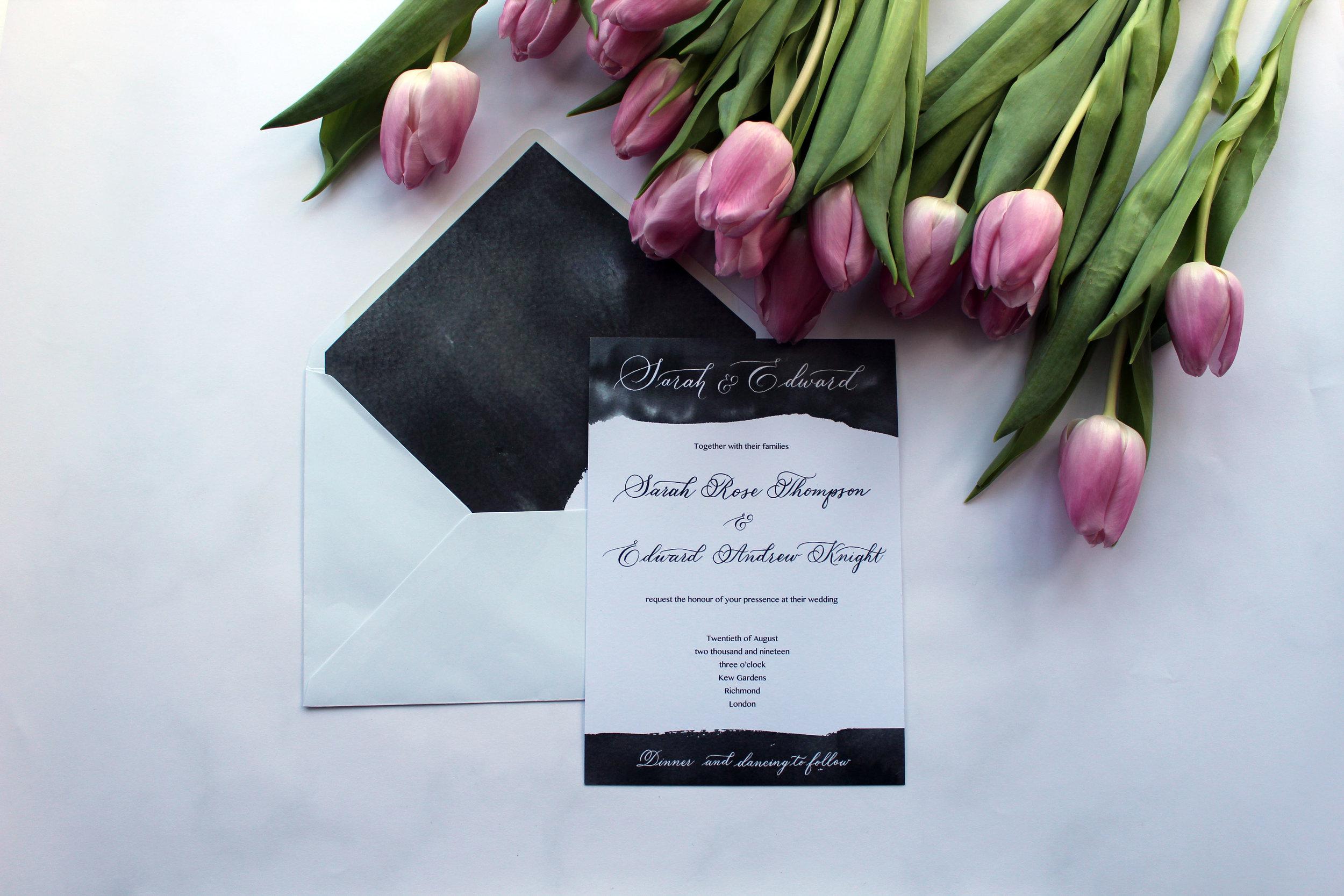 Ink invite and envelope liner.jpg