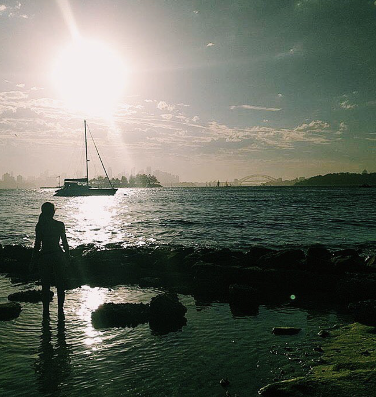 Milk Beach, Sydney Harbour