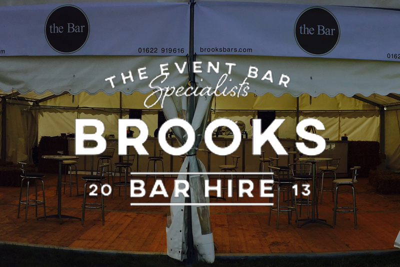 Brooks Bar - The Brooks brothers, Dan and Tom, along with their team of bartenders know what it takes to keep a thirsty crowd watered.Over the weekend the boys and their team will be working tirelessly serving up refreshments, beverages and plenty of smiles.