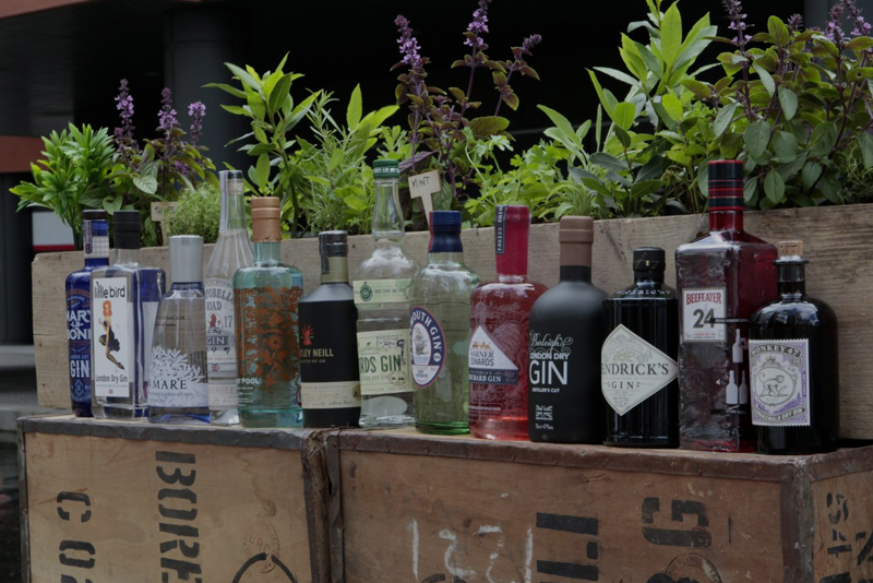 The Gin Bar - No summertime celebration would be complete without a good old fashioned gin & tonic.The gin bar will be serving up a selection of well known and artisan gins along with a host of specialist and flavoursome mixers to create a tasty botanical tipple.