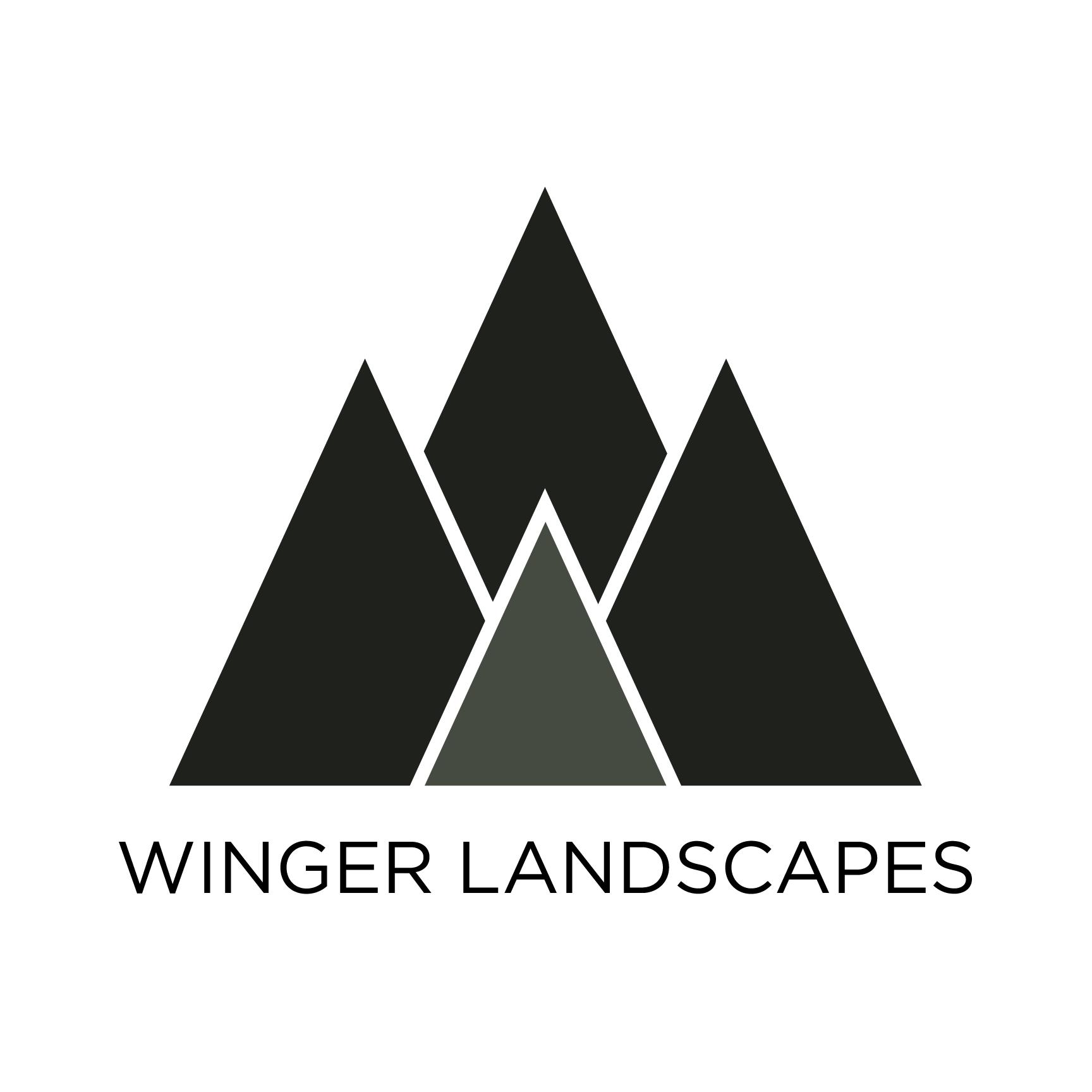 WINGER LANDSCAPES