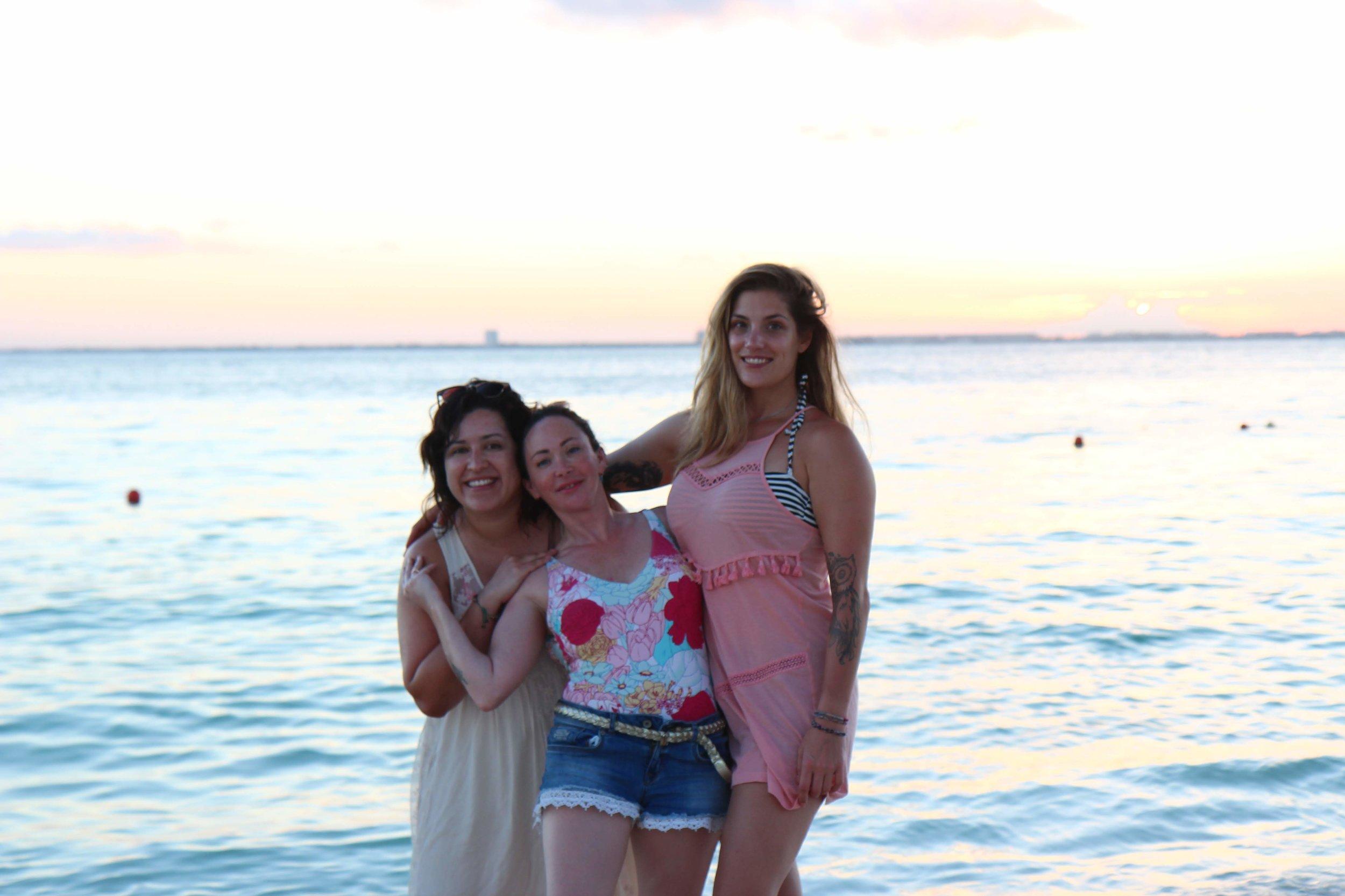 Coco B Sunset Beach Trio