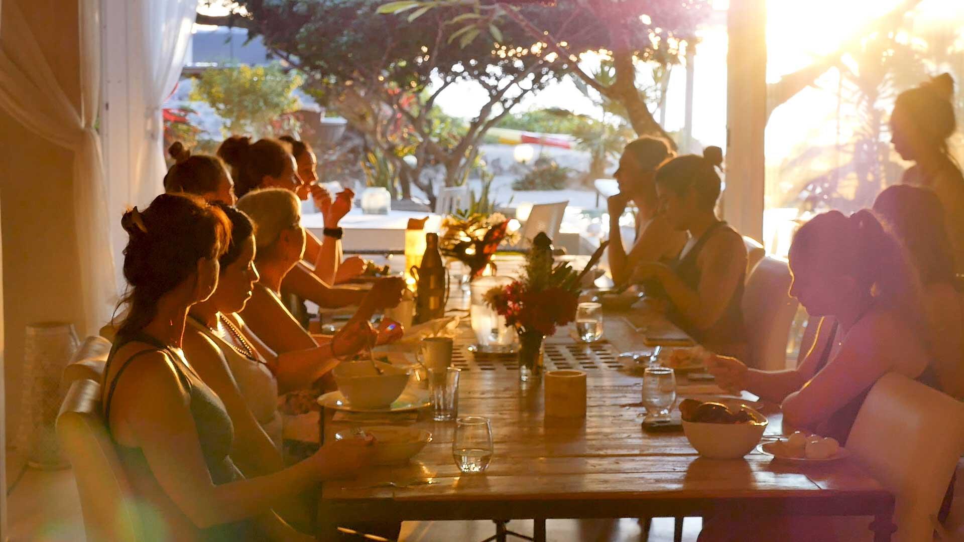 Casa Coco Sunset Dinner Gathering