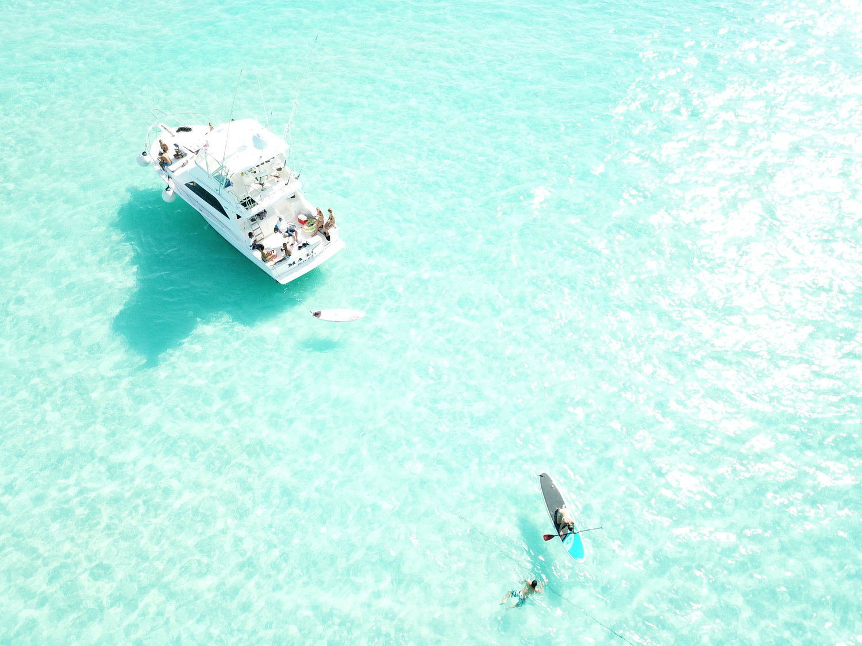 Isla Mujeres Paddleboard Boat Recreation
