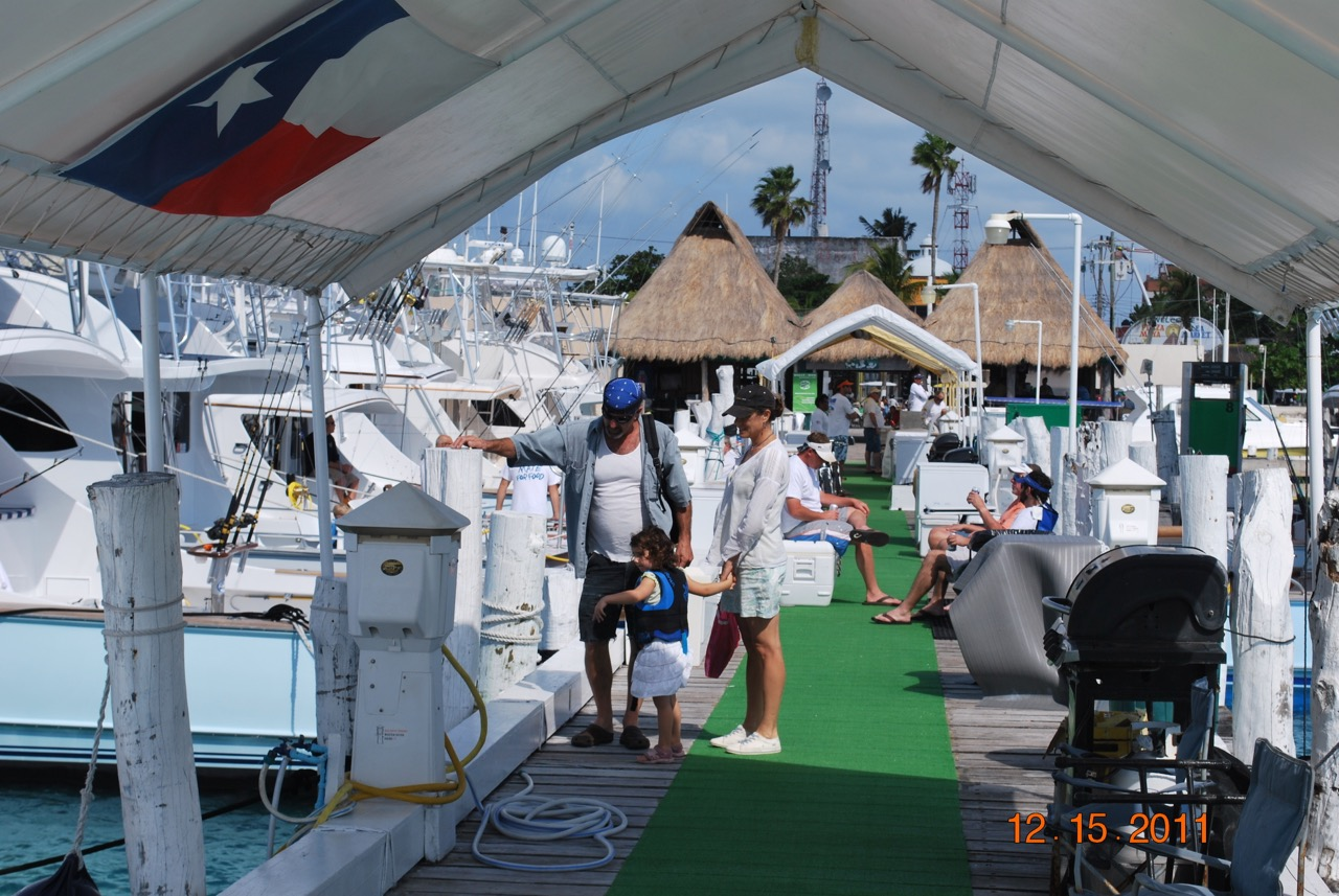 Isla Mujeres Dock Yard