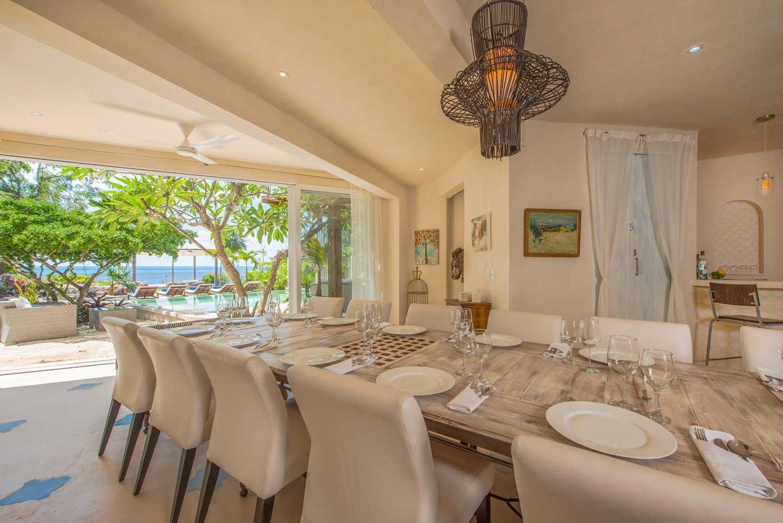 Casa Coco Dining Area Ocean View_2
