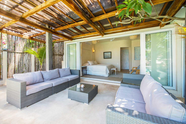 Casa Coco Room 1 Outdoor Lounge