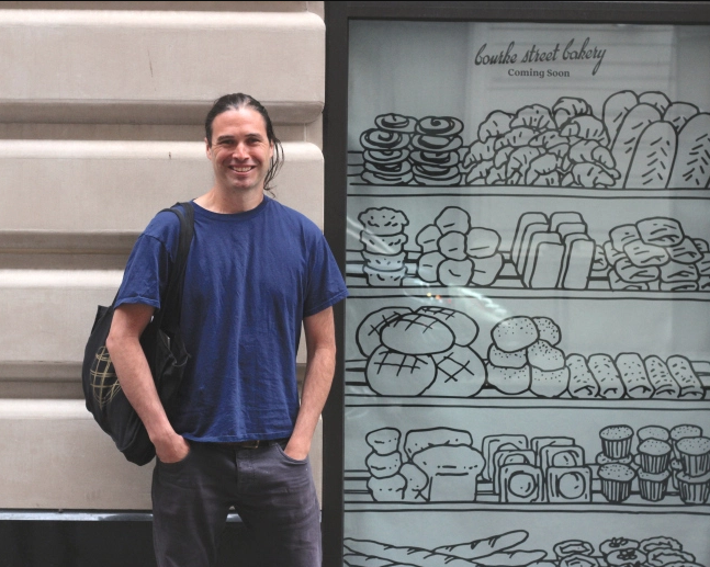 Meet The People - Paul Allam to Open Bourke Street Bakery in New York CityView Article