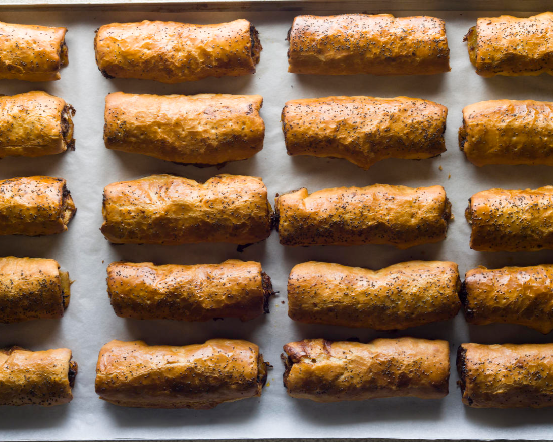 My Recipes - New Yorkers Are Lining Up Around the Block for This Sausage RollView Article