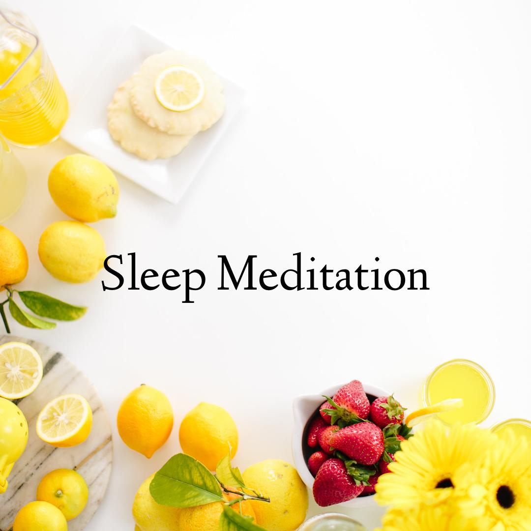 Sleep Meditation by Cori Roberts