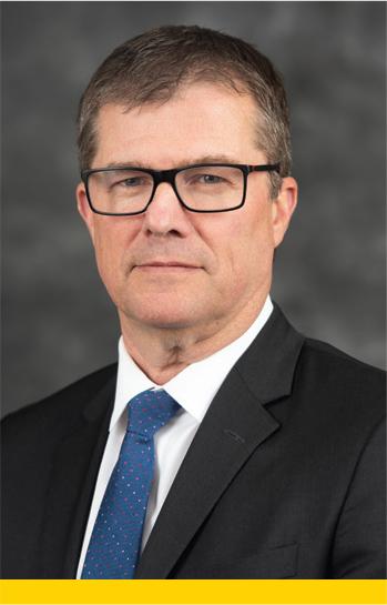 Stuart MacLean CEO, WCB Nova Scotia