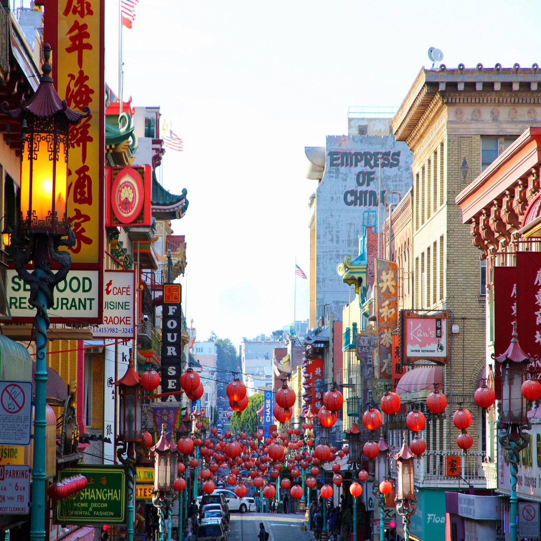 Visible Interactive Chinatown audio tour  Sound Editor