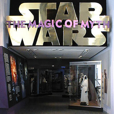Star Wars: The Magic of Myth  Smithsonian Exhibit of Star Wars Memorabilia  Sound Editor, Earwax Productions