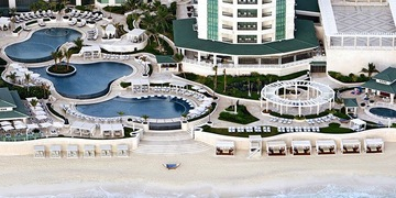 Le Meridien Cancun   Cancun, Mexico | 5 Star | 213 Rooms | Status: EXITED