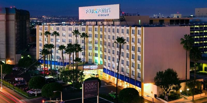 Four Points by Sheraton LAX Int'l Airport   Los Angeles, CA | 3.5 Star | 563 Rooms | Status: EXITED