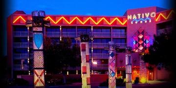 Nativo Lodge   Albuquerque, NM | 3 Star | 147 Rooms | Status: EXITED