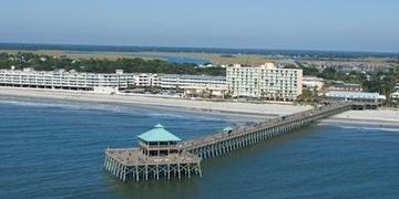 Charleston on the Beach Hotel   Folly Beach, SC | 3 Star | 132 Rooms | Status: EXITED