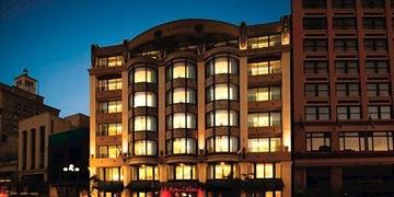 Prava Hotel Downtown   San Diego, CA | 4 Star | 56 Suites | Status: EXITED