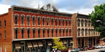 Historic Plaza Hotel   Las Vegas, NM | 3 Star | 70 Rooms  Status: EXITED