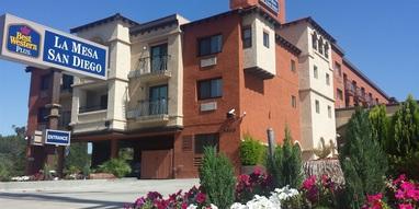 BEST WESTERN PLUS | La Mesa San Diego - 9550 Murray Drive, La Mesa, CA, 91942, USA,619-466-0200gm@bwpluslamesa.comWhether coming to
