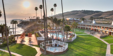 SeaCrest OceanFront Hotel - 2241 Price Street, Pismo Beach, CA, 93449, USA,(805) 7734608marketing@seacrestpismo.comStep into one of our 158 guest rooms perched on our 5-acre oceanfront bluff top and you'll immediately notice the refreshing ambiance we've created that sets us apart from other Pismo Beach accommodations. With complimentary breakfast, free Wi-Fi, a heated pool, 3 hot tubs and direct beach access, you can't go wrong. The SeaCrest OceanFront Hotel is pet friendly and welcomes your furry friends!