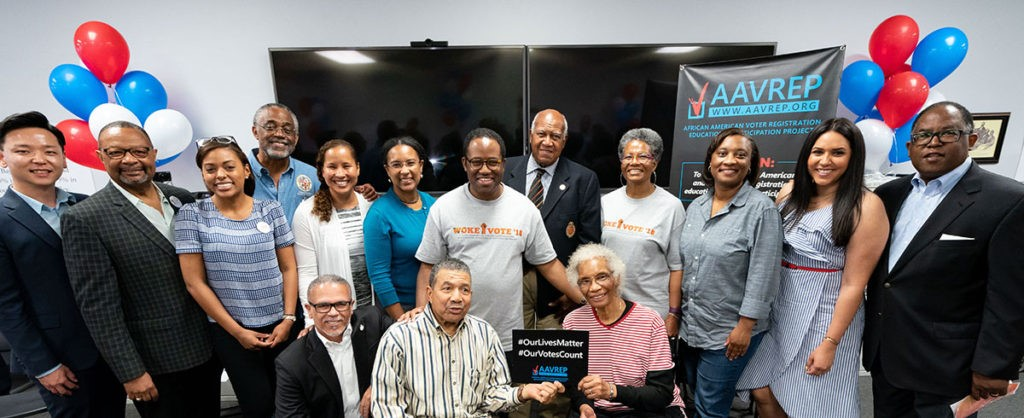 Community-AAVREP Launches Massive WokeVote18 Voter Registration Drive for 2018 Election 2.jpg