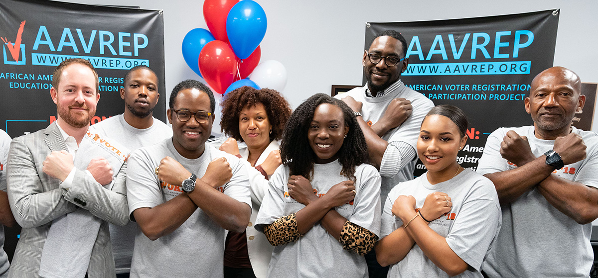 Community-AAVREP Launches Massive WokeVote18 Voter Registration Drive for 2018 Election 3.jpg