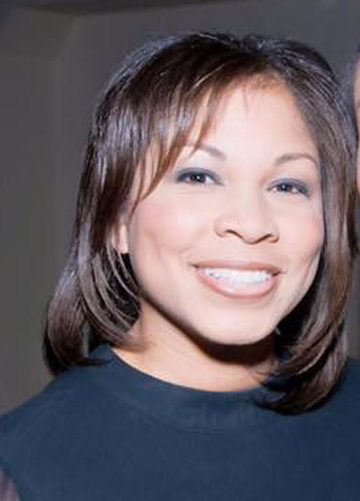 Regina Brown Wilson, Executive Director of Califonia Black Media and Co-Host of the Living Legacy Awards