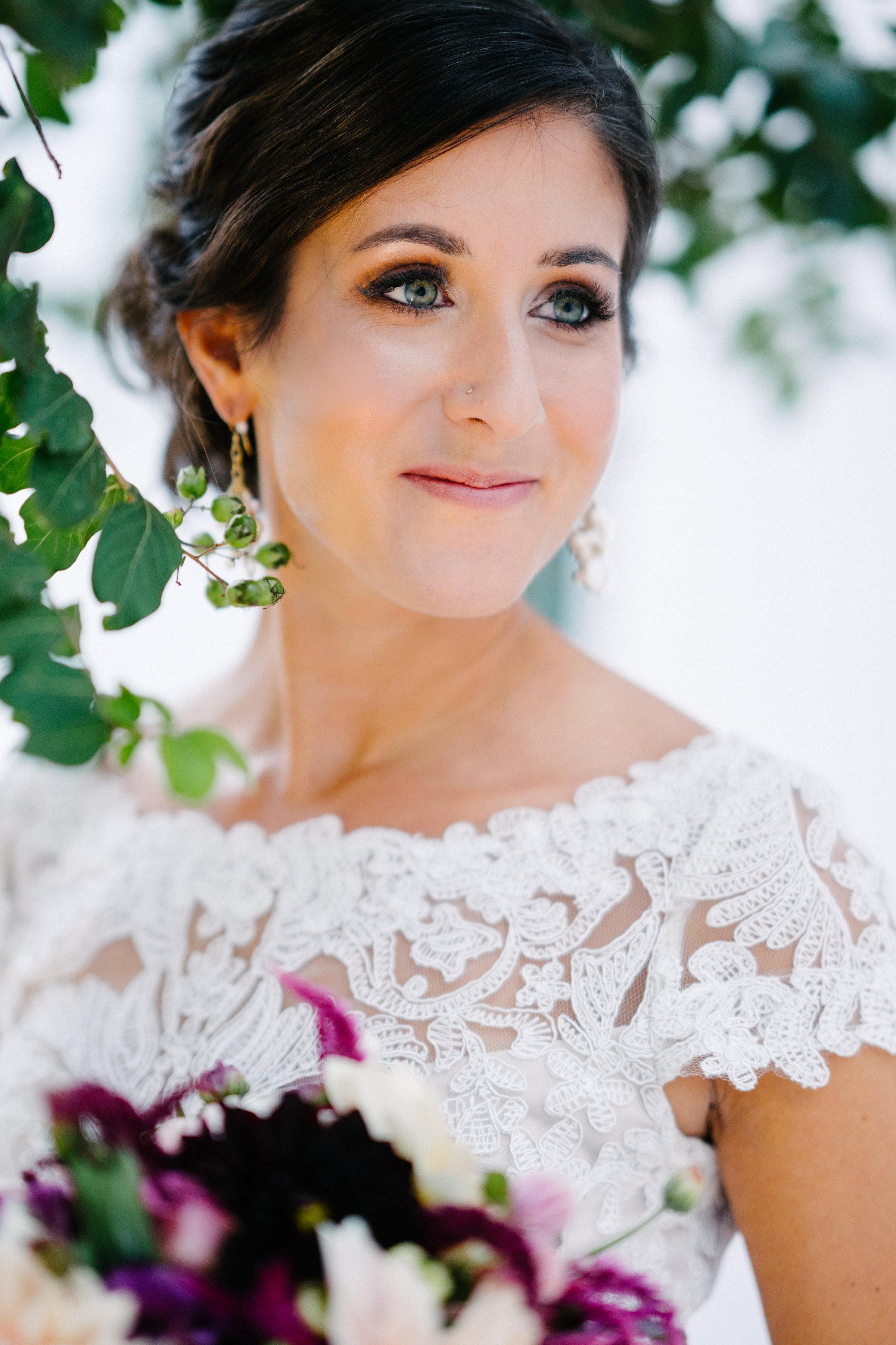 Bridal Dramatic Eye