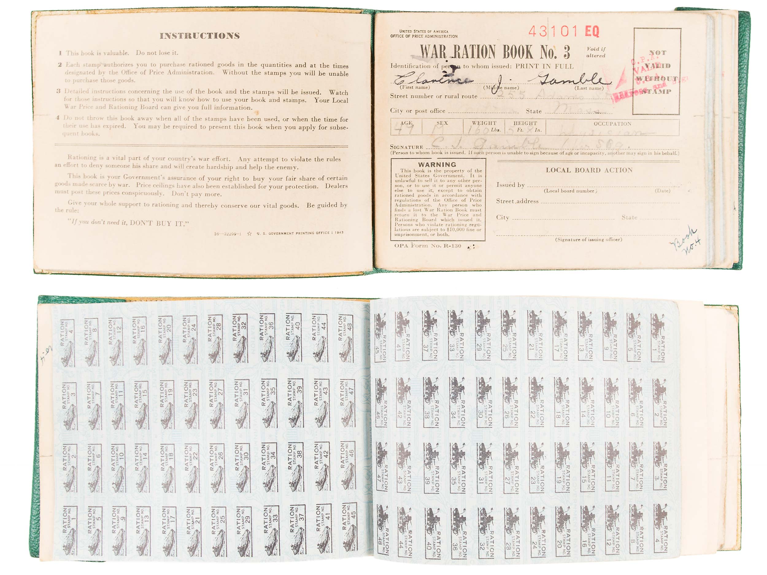 37C_ration-card_DSC4115_web_4x3_photo by Kevin Grady_Radcliffe Institute_courtesy of Schlesinger Library.jpg
