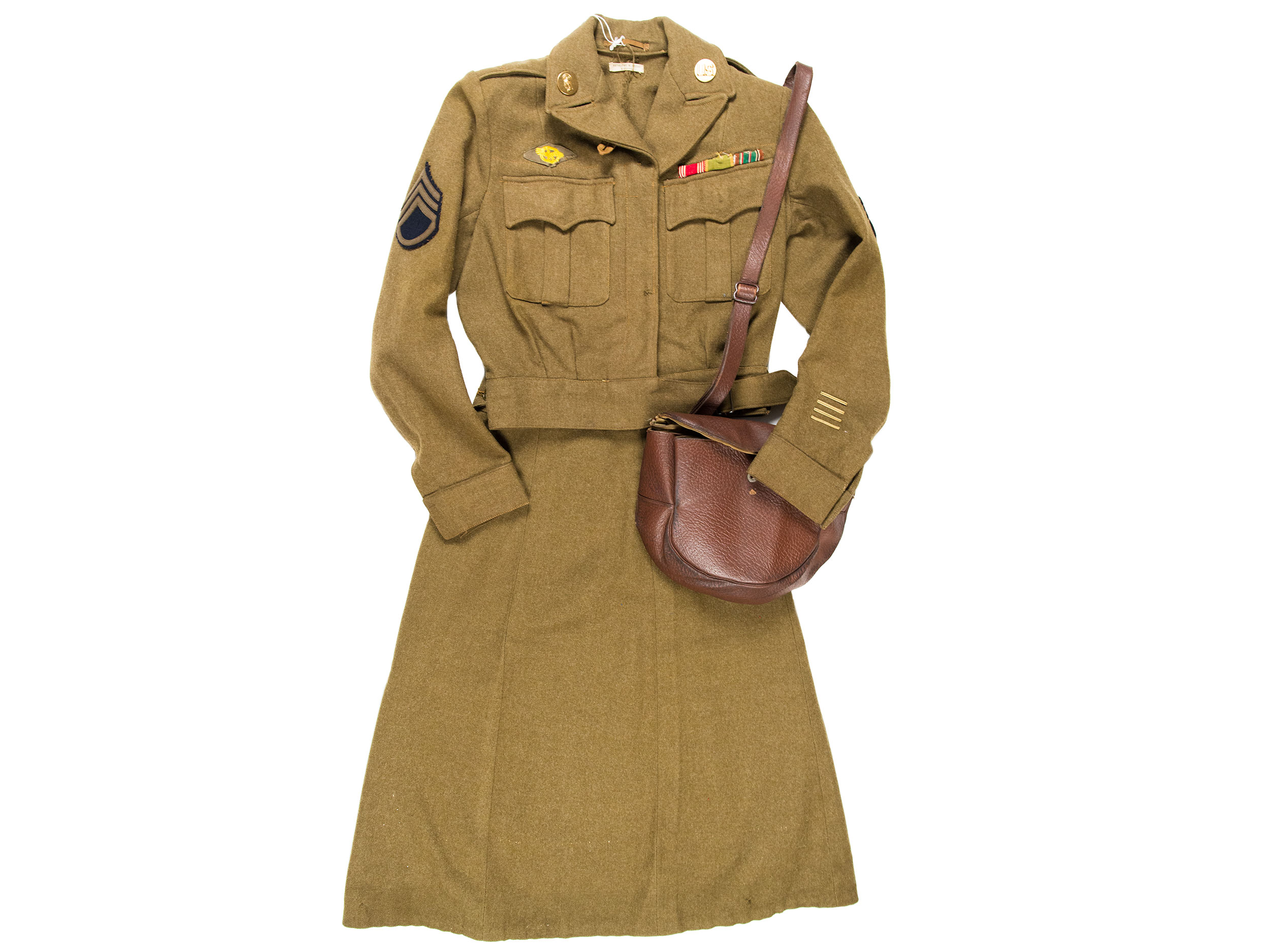 Women's Army Corps uniform, 1943–1945