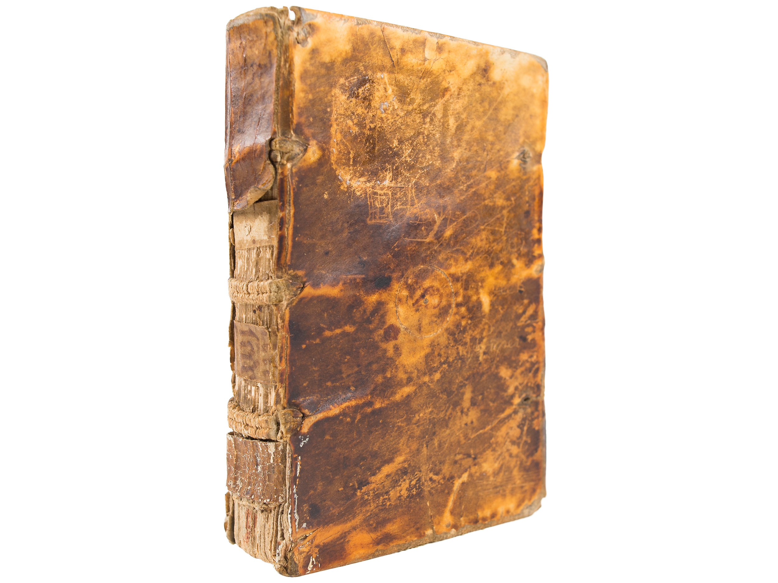 Radcliffe's first antiquarian book, 1599