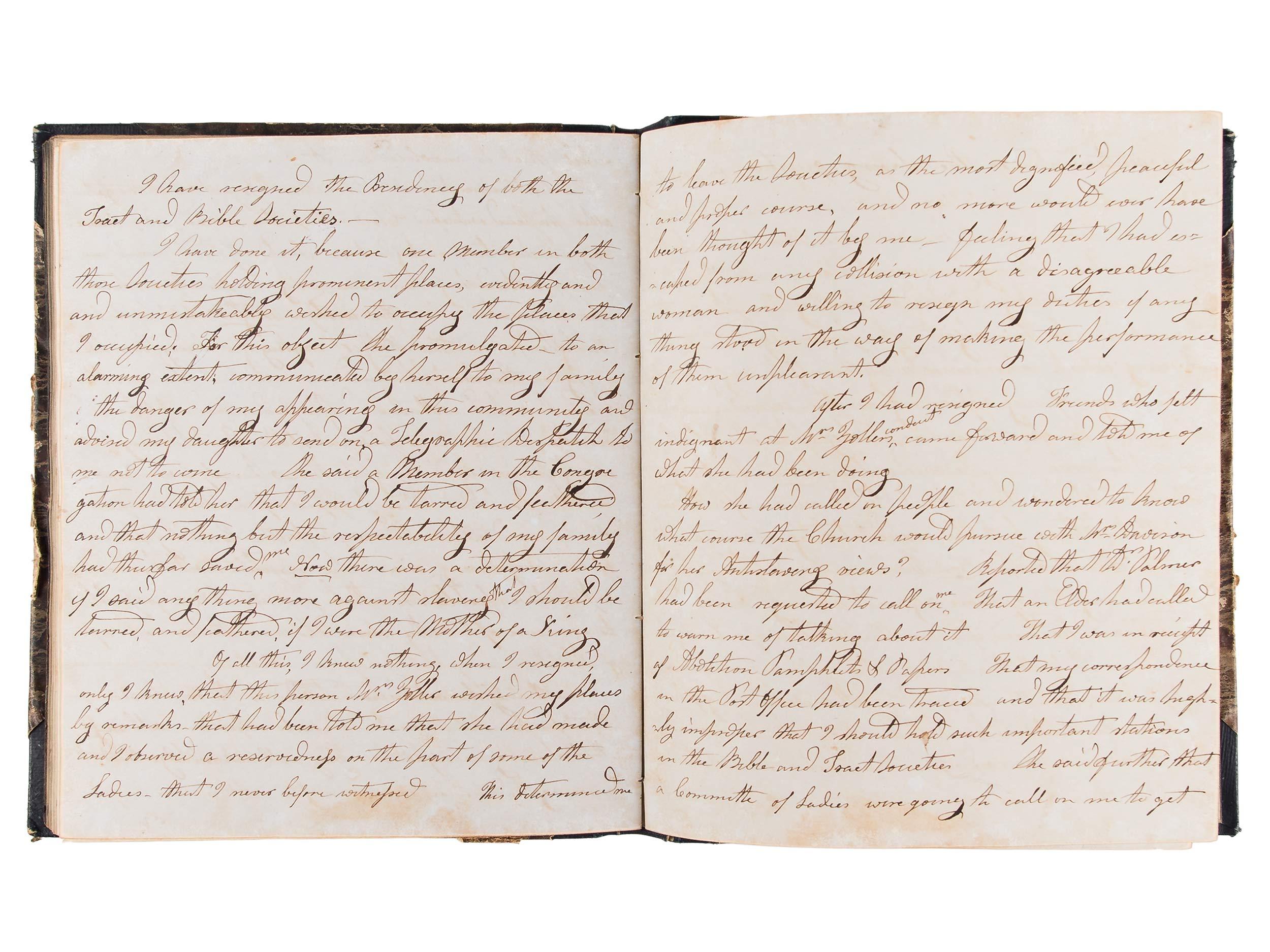Ann Maria Davison diary, 1859