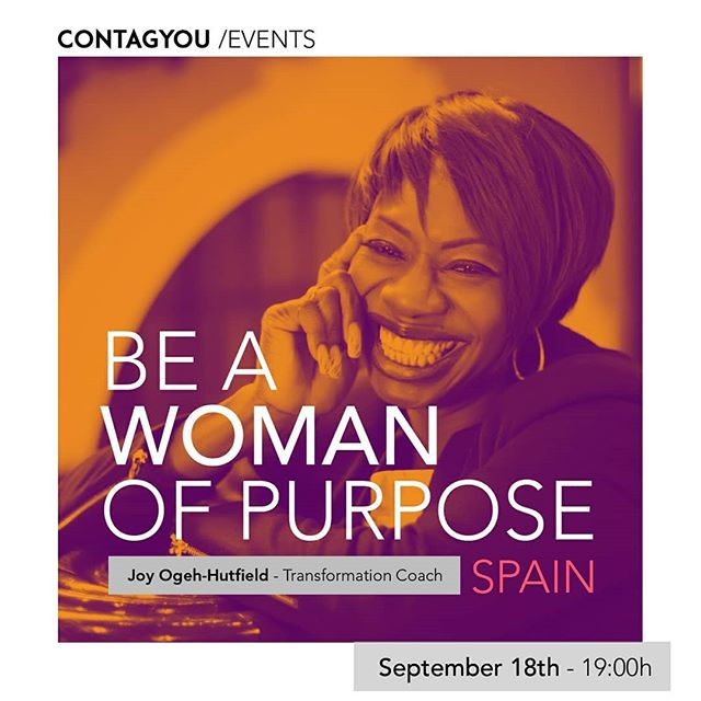 The Women Empowerment Soiree is the only event of its kind in Spain with international and multi-ward winning coach Joy Ogeh-Hutfield  It's a fun, exciting evening of glamour and cava that will rock your world as you crystallise your goals and aspirations for this year.  You will obtain insight on how to gain more clarity, focus and direction in your life and establish how your purpose equals your fulfilment.  This is an opportunity to start over and live your life on purpose. Join us for one of the most compelling, interactive evenings you will experience this year.  Join @joyogehhutfield and her guests, Anna Bastek, multi-award winning entrepreneur and founder of Wolfestone and VoiceBox, Margaret Thomas Adams a successful businesswoman and @costawomen an imagineer,  entrepreneur and the founder of Costa Women, for an evening that will leave you inspired, empowered and ready to unleash your full potential in 2019.  Tickets available on Facebook and Eventbrite - DM, comment or email for more information! hello@contagyou.com