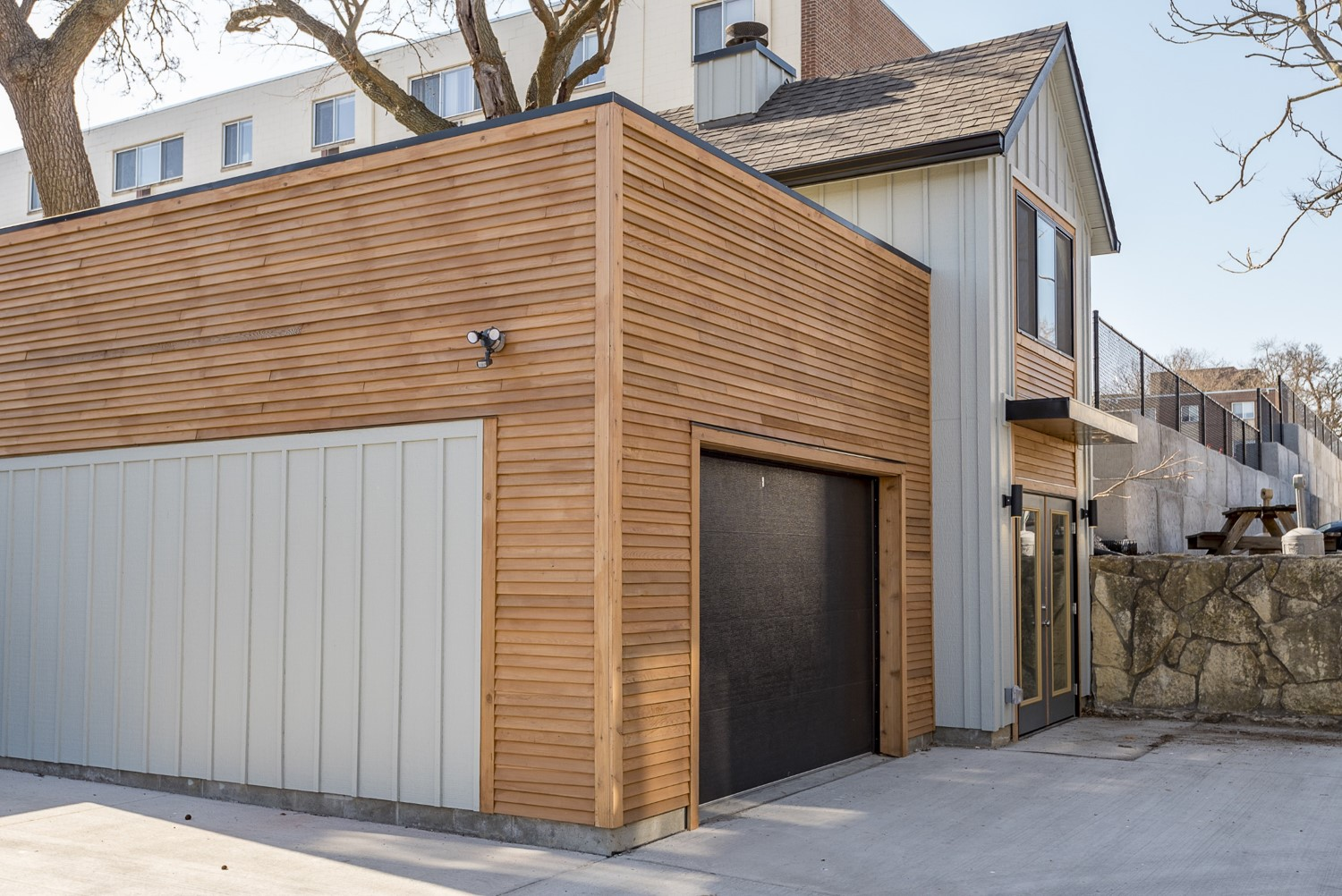 Carriage House - Address + Type of Project