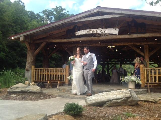 asheville mountain wedding nc