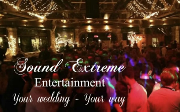 SOUND EXTREME ENTERTAINMENT  Sound Extreme Entertainment. Your wedding...Your Way! We fit you with the perfect wedding DJ, Band or Musician. The beat music for your Ceremony, Cocktails and reception.    More Information     Leave a Review